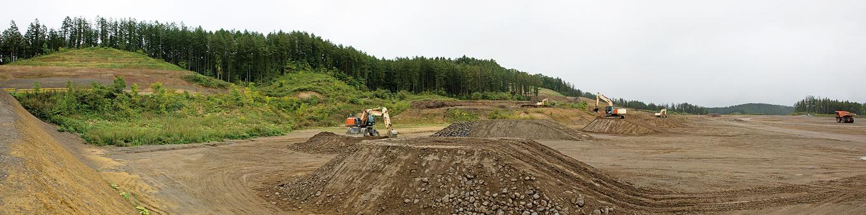 HCM's 427-hectare Urahoro Test Site