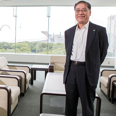 HCM Chairman of the Board Michijro Kikawa