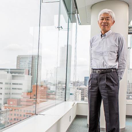 HCM President Yuichi Tsujitomo