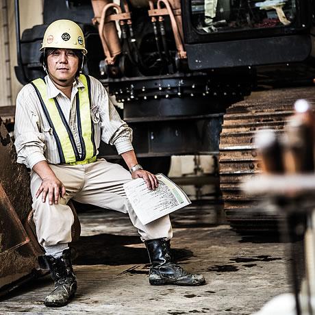 Senior Engineer Masashi Takano