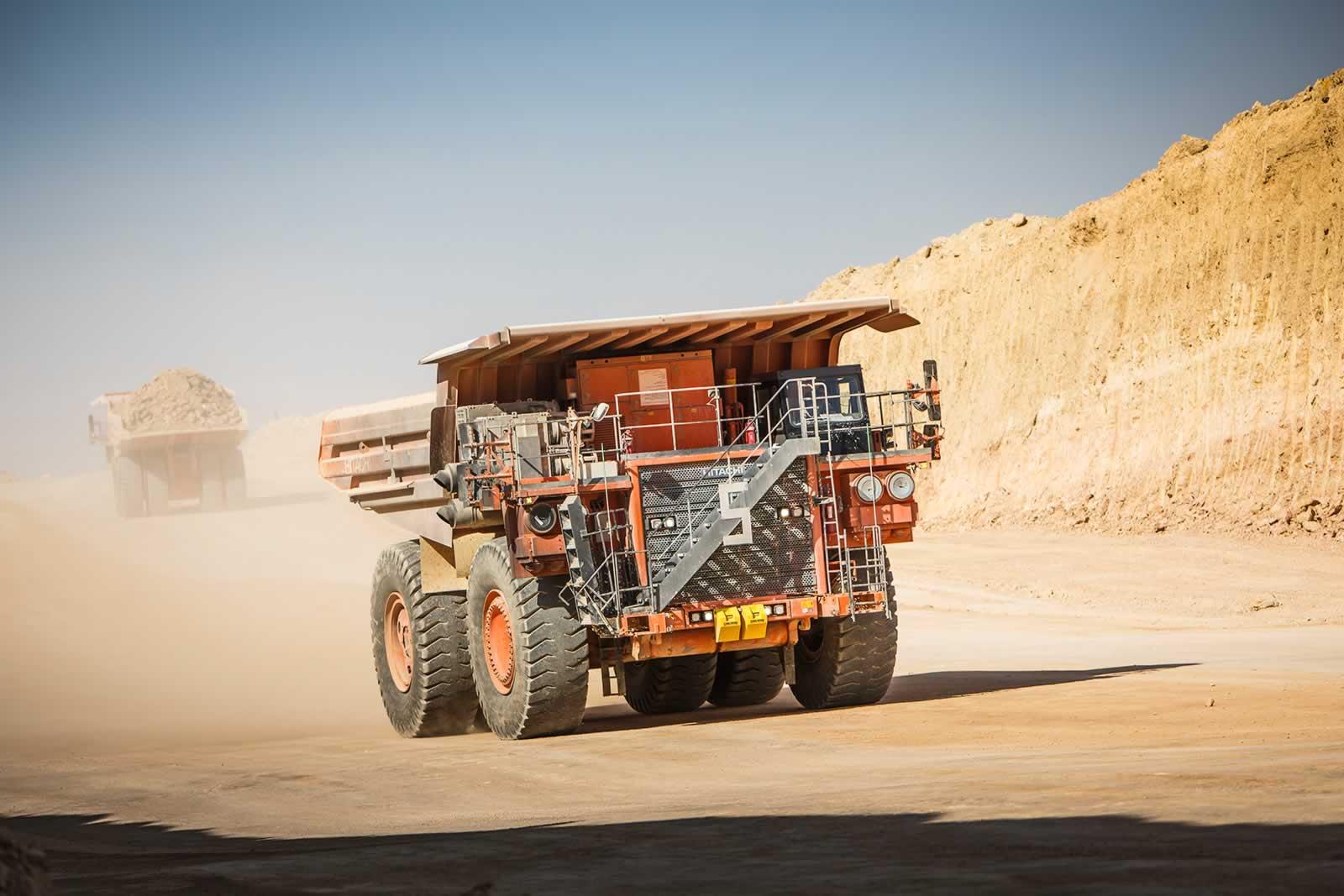 Rotem applique la maintenance préventive sur ses camions Hitachi