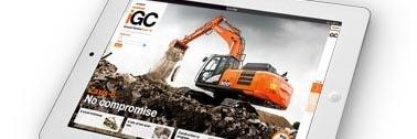 Hitachi online magazine