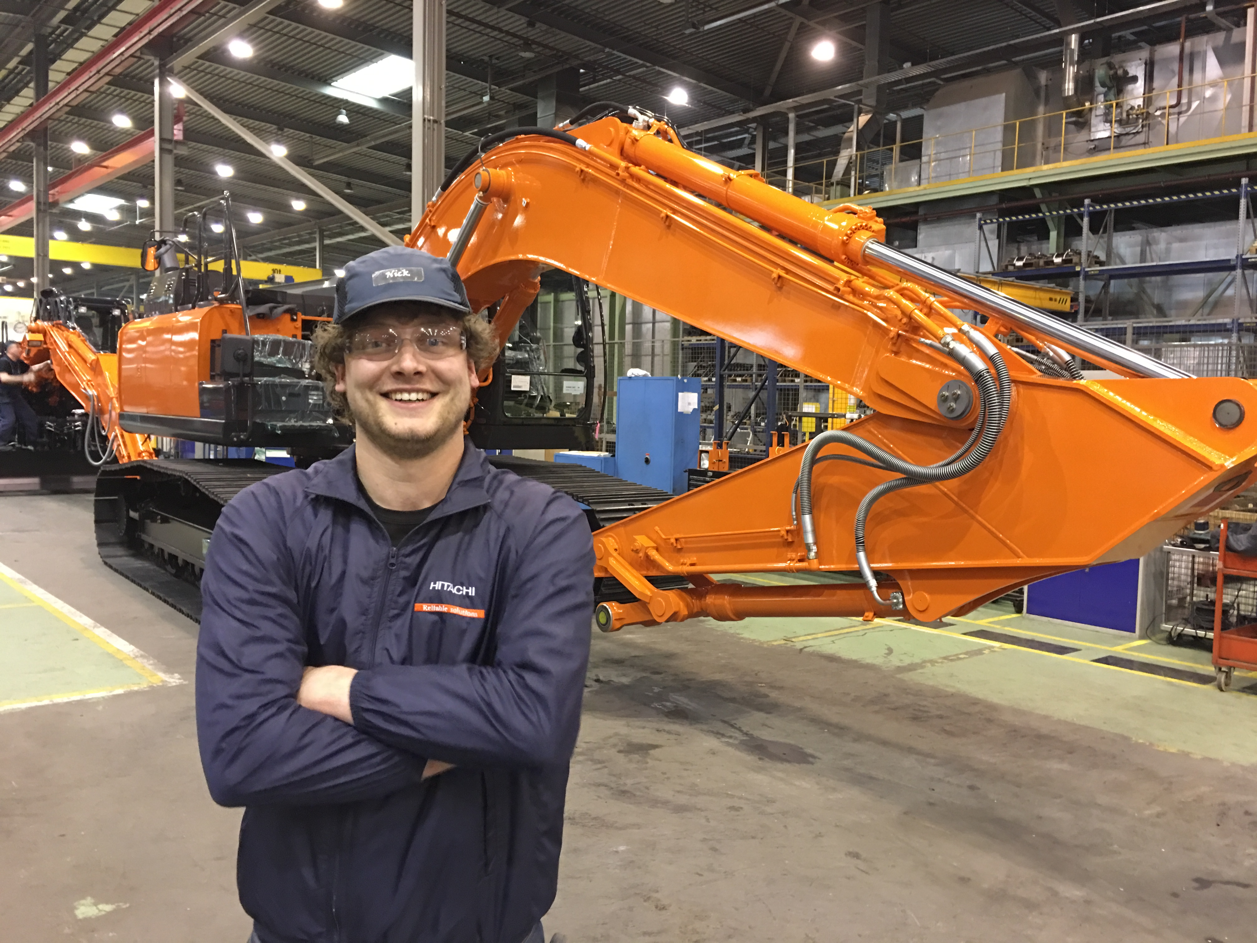 Careers - Hitachi Construction Machinery