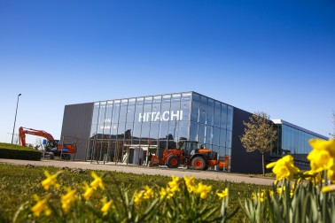 Hitachi Construction Machinery (Europe) NV