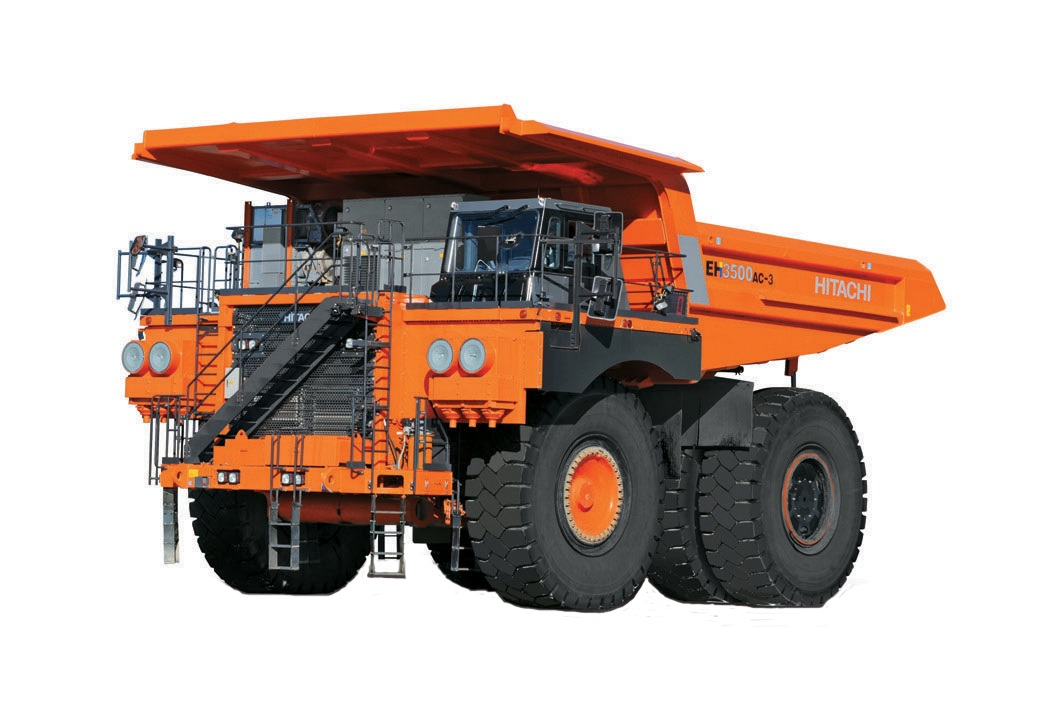 Rigid dump trucks - Hitachi Construction Machinery