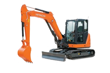 Hitachi_mini-excavators