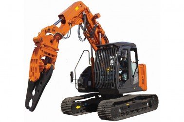 Special application excavators