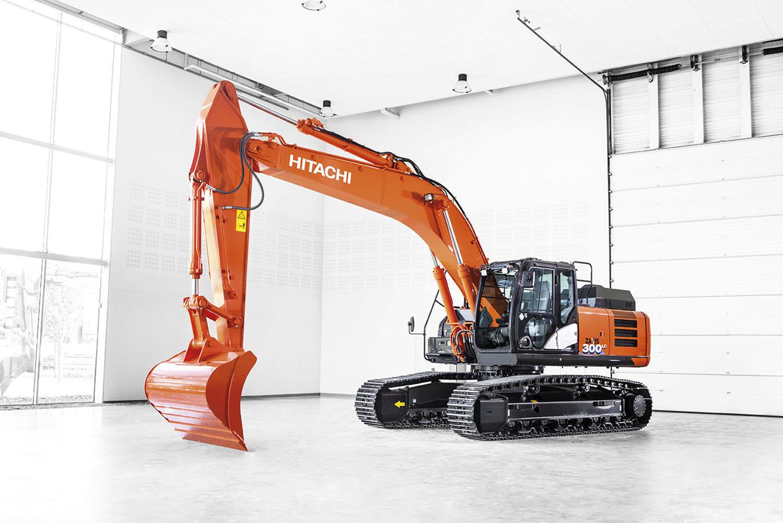 Portal dealer center - Zx300lc 6 Zx300lcn 6 Hitachi Construction Machinery