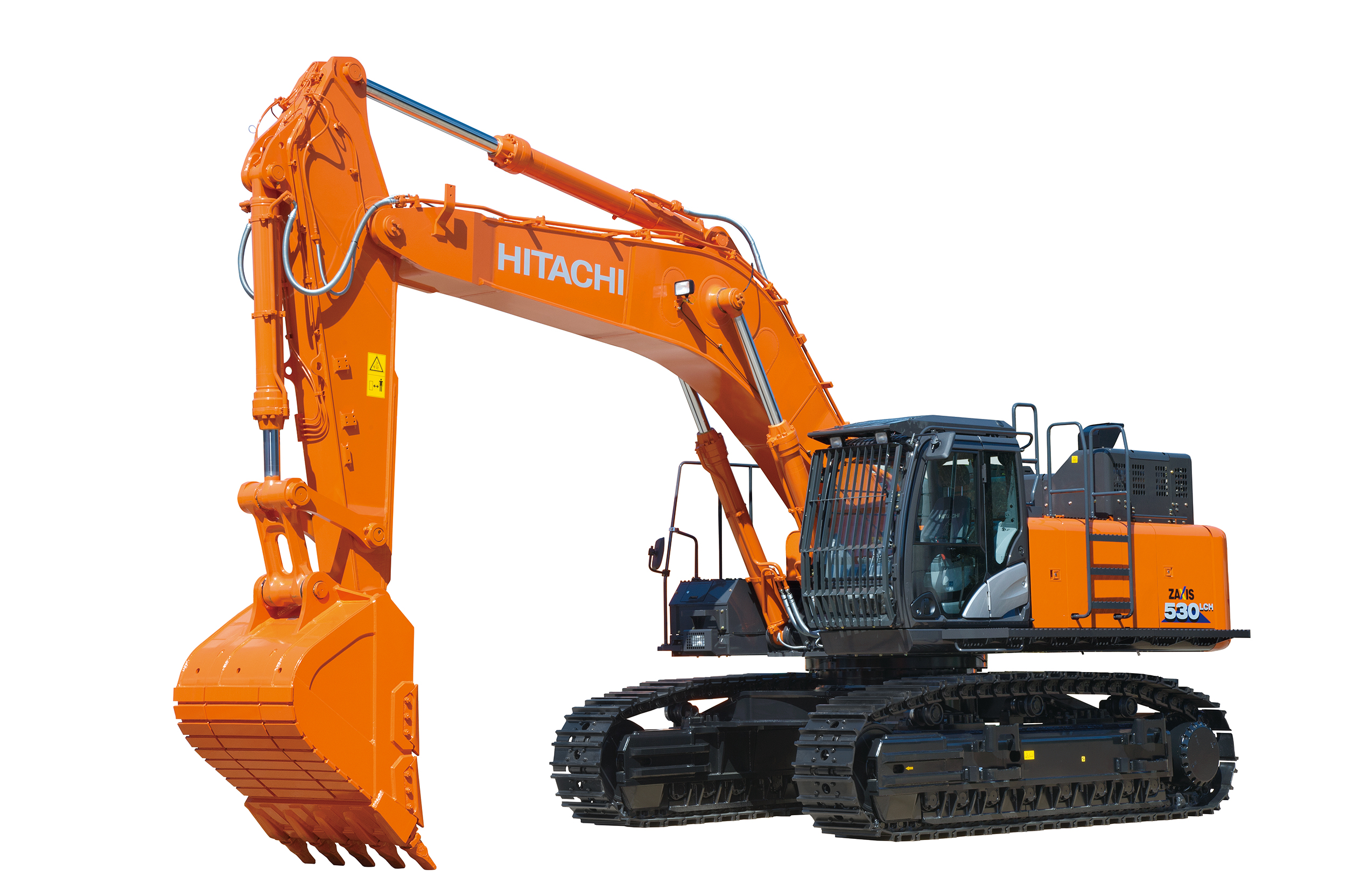 Office Paint Zx530lch 6 Hitachi Construction Machinery