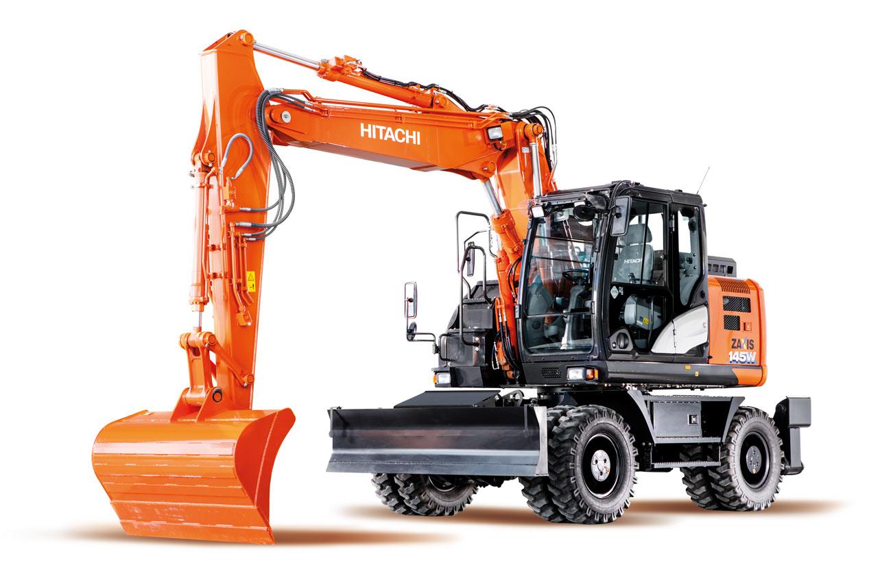 Zx145w‐6 Hitachi Construction Machinery