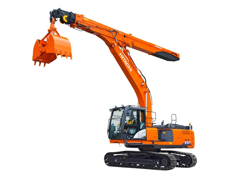 Zx210lc 6 Cta 21m Hitachi Construction Machinery