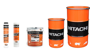 Fluids - Hitachi Construction Machinery