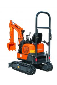 ZX55U-6 - Hitachi Construction Machinery