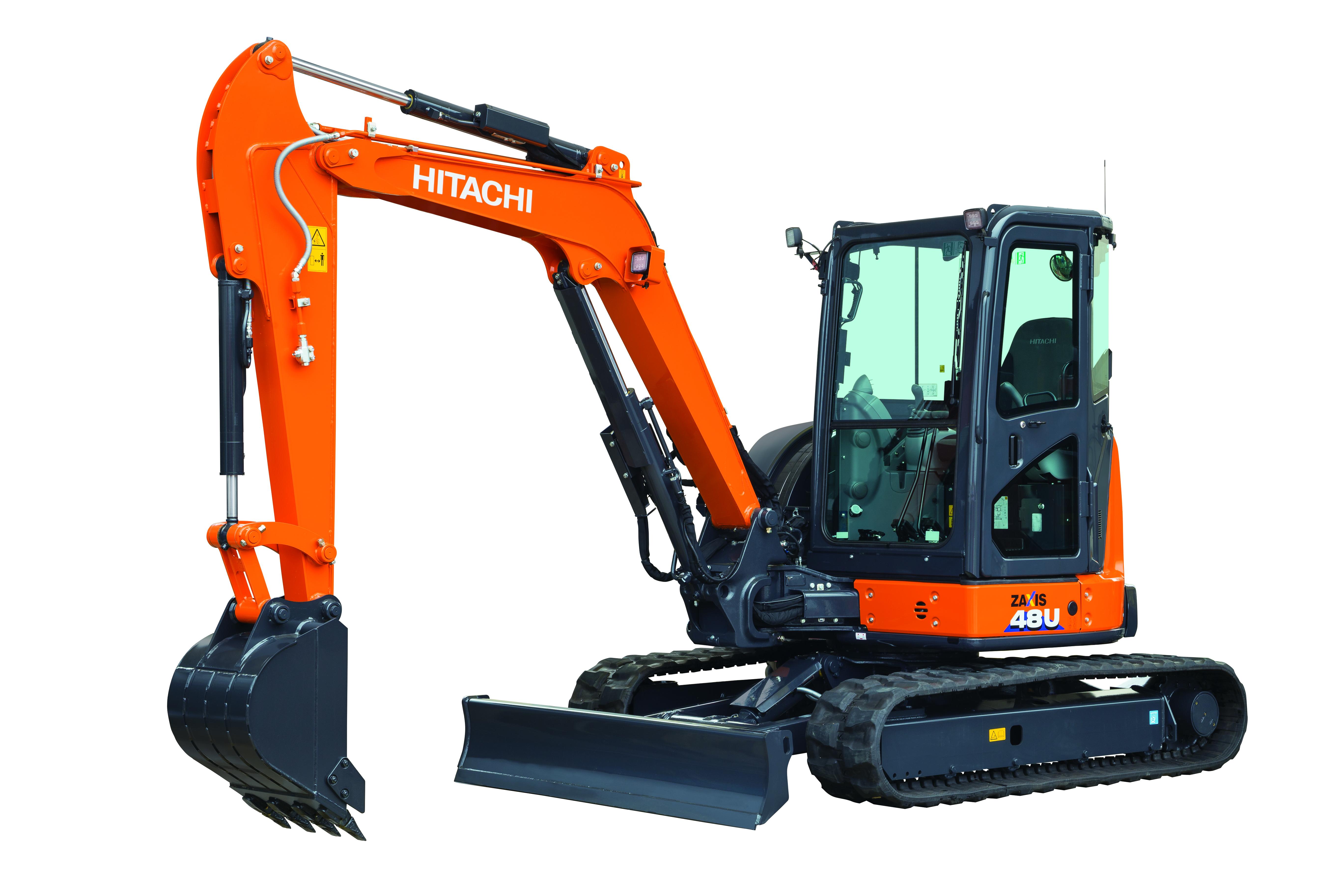 ZX48U-6 - Hitachi Construction Machinery