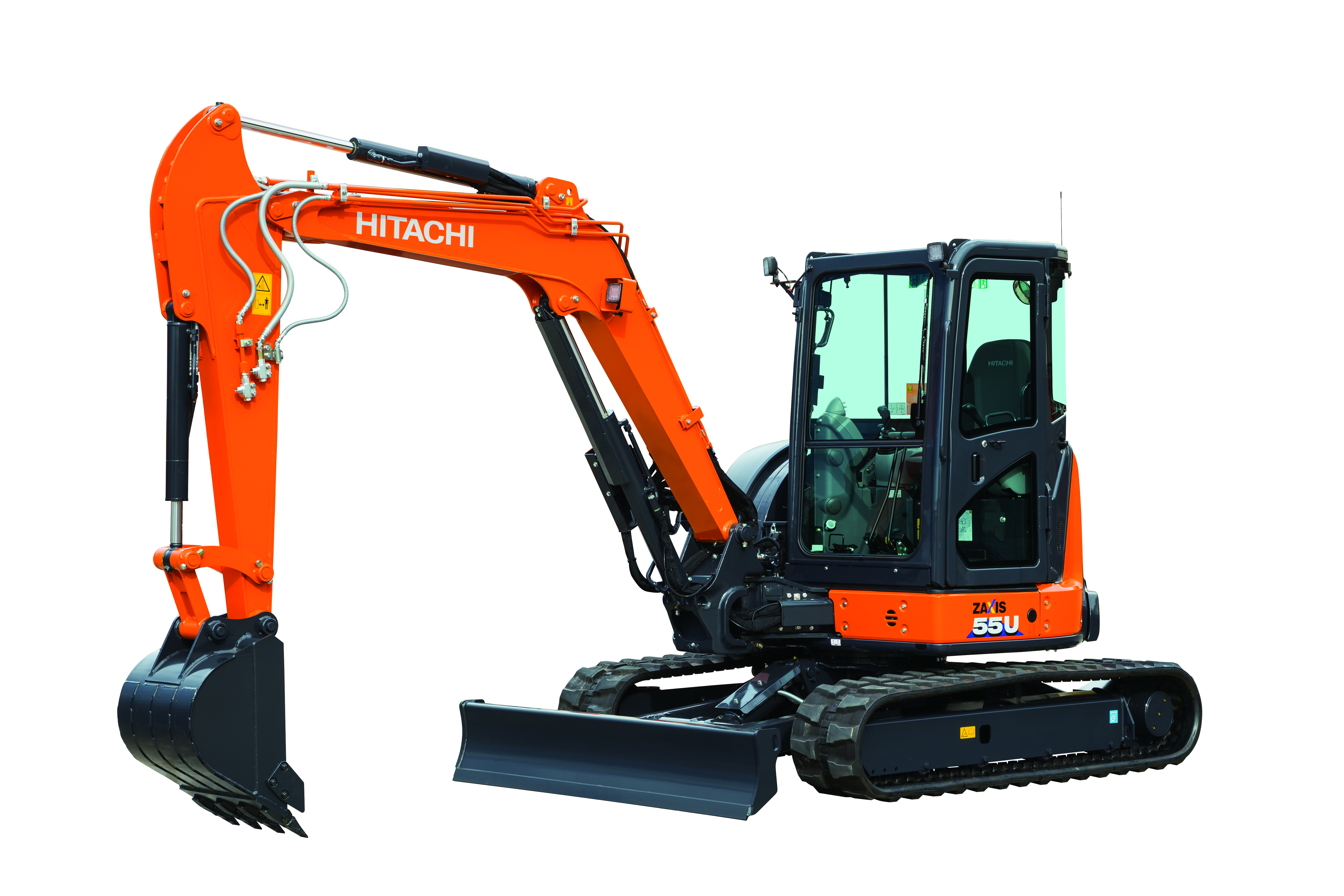 Zx55u 6 Hitachi Construction Machinery