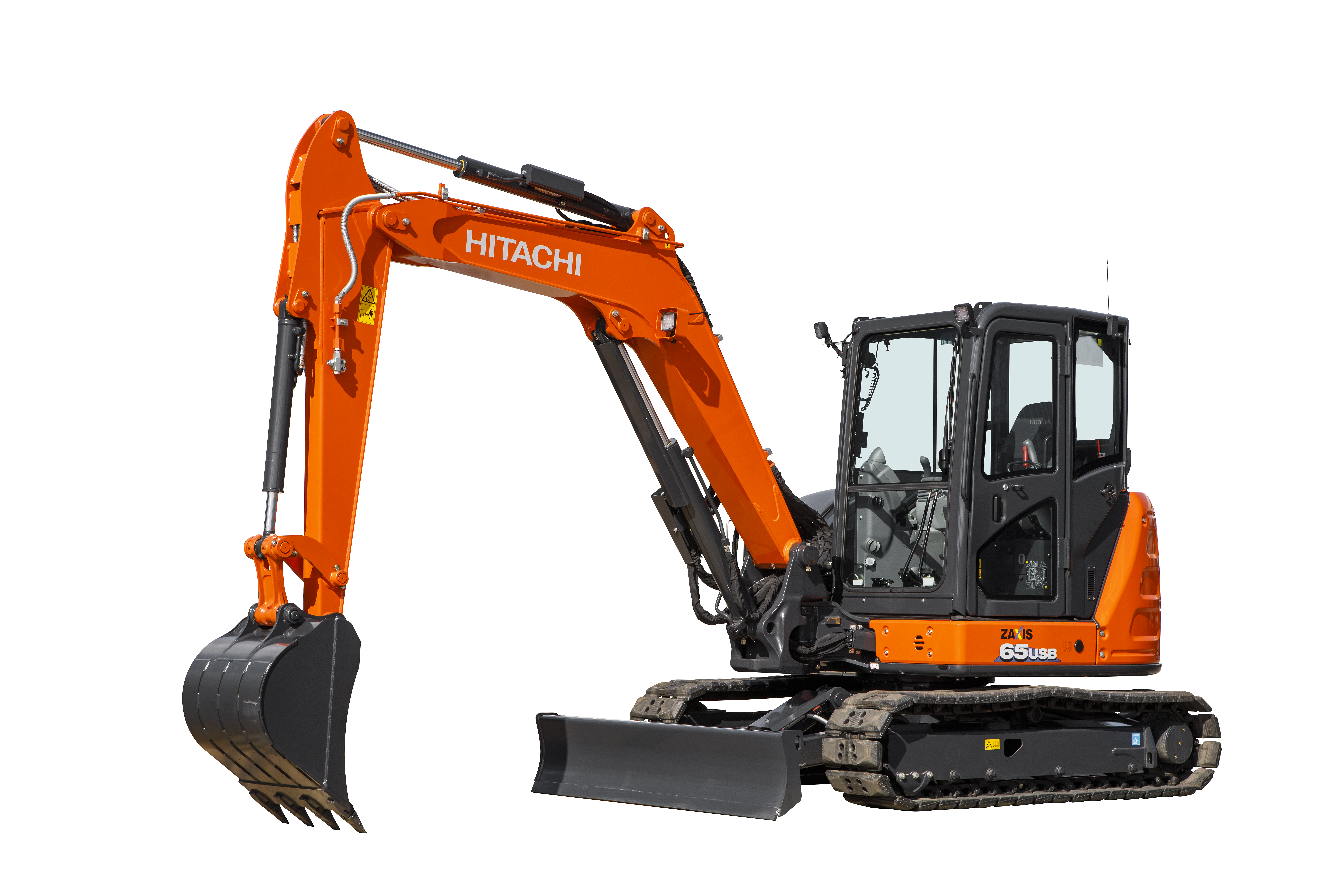 ZX65USB-6 - Hitachi Construction Machinery