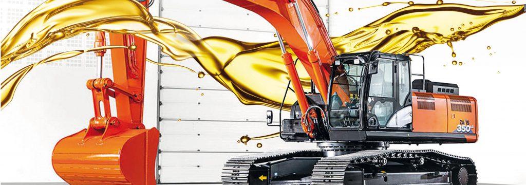 Fluids - Hitachi Construction Machinery