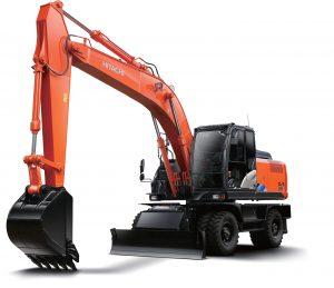 Compare Hitachi Construction Machinery