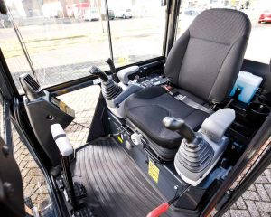 ZX19-6 cabin with user-friendly controls