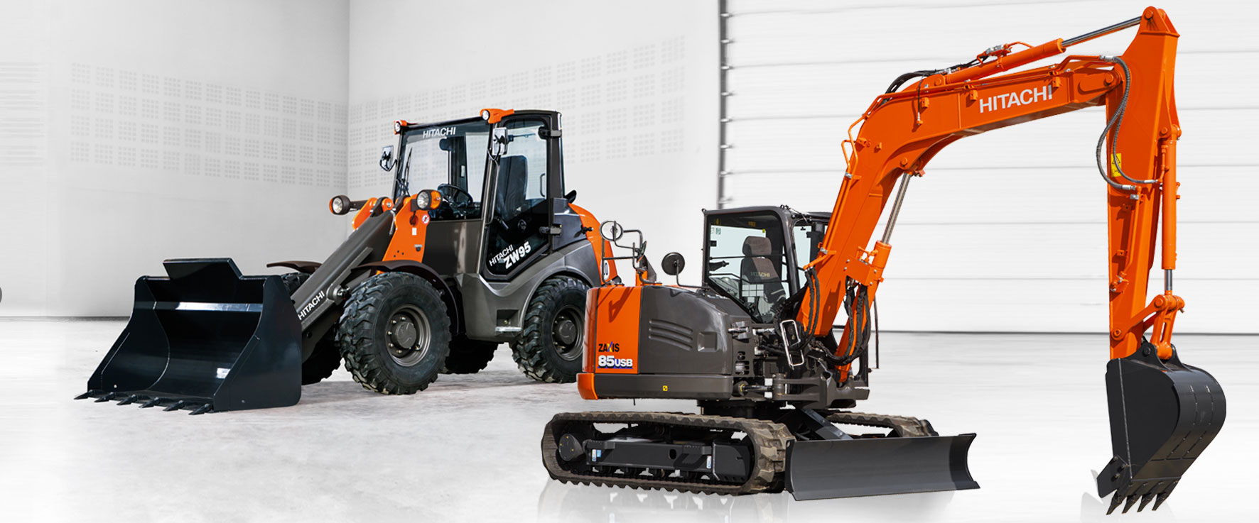 The future of the compact construction equipment market