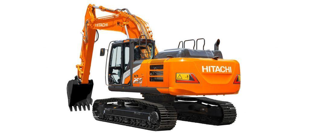 Hitachi ZX250-7 excavator