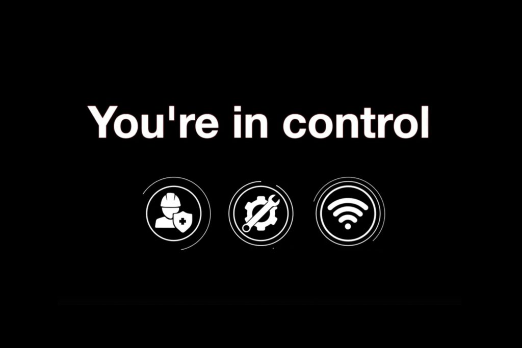 New level of control