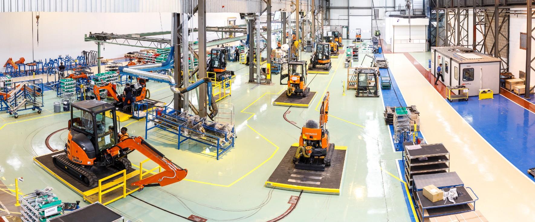 HCME Oosterhout factory