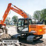 ZX130LCN-6 excavator