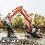 Hitachi ZX300LC-6 excavator
