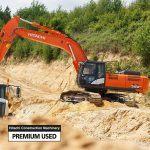 Hitachi ZX350LC-6 excavator