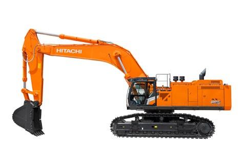 ZX-7 large excavator