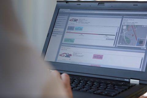 Hitachi Fleet management tool Owner's site